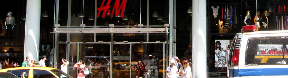 H&M 505 5th Avenue