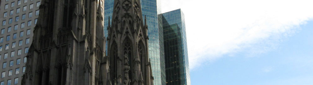St Patrick Cathedral 460 Madison Avenue. (51st. 5th Avenue)
