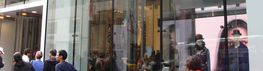 uniqlo on  5th Avenue