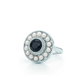 Ziegfeld Collection Pearl Ring