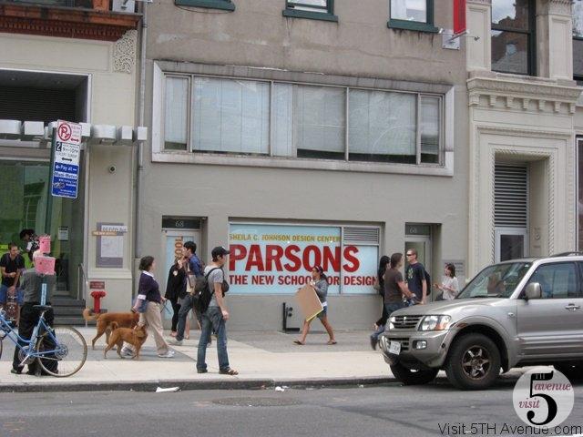 Parsons School of Design New Building