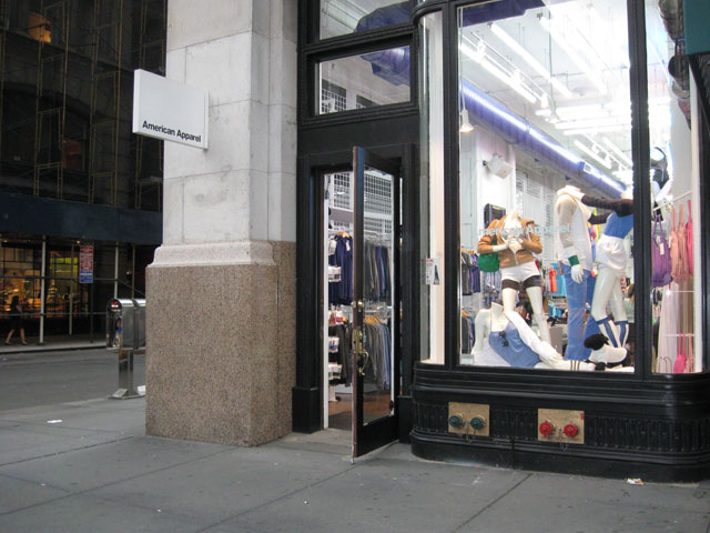 American Apparel - 