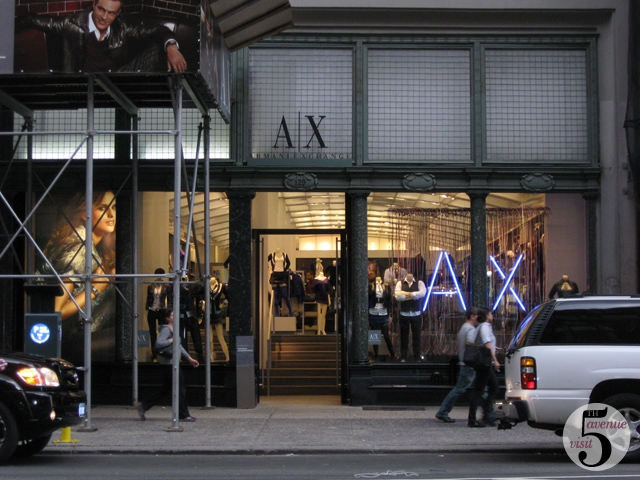 A/X Armani Exchange  -