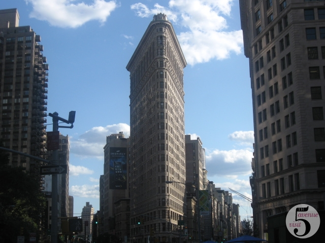 Flatiron Building - 175 5th Ave.