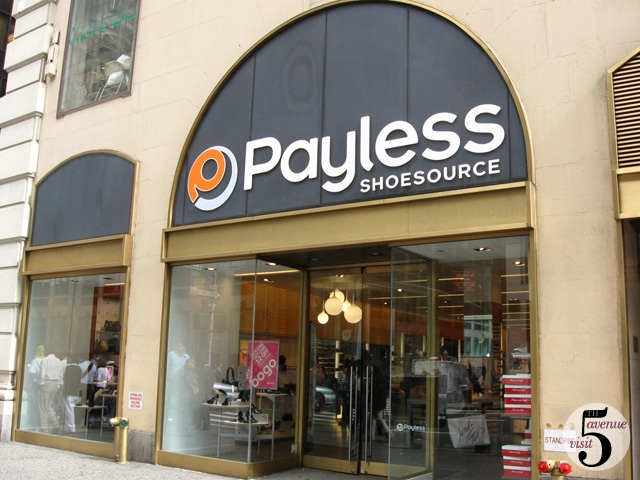 Payless Shoe Source - 437 5th Ave 