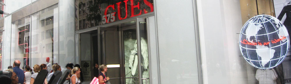 Guess 5th Avenue