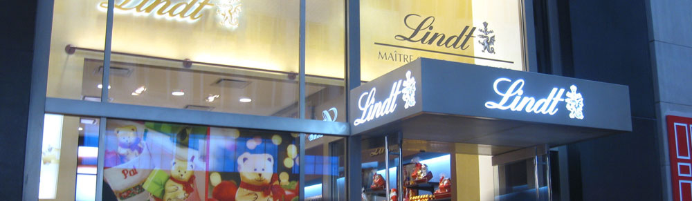 Lindt Chocolate Shop 692 5th Ave
