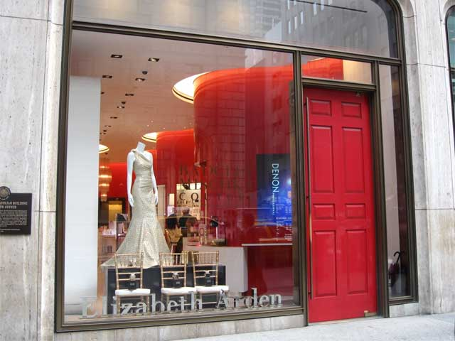 To elizabeth arden 663 5th ave by visit 5th for 5th avenue salon