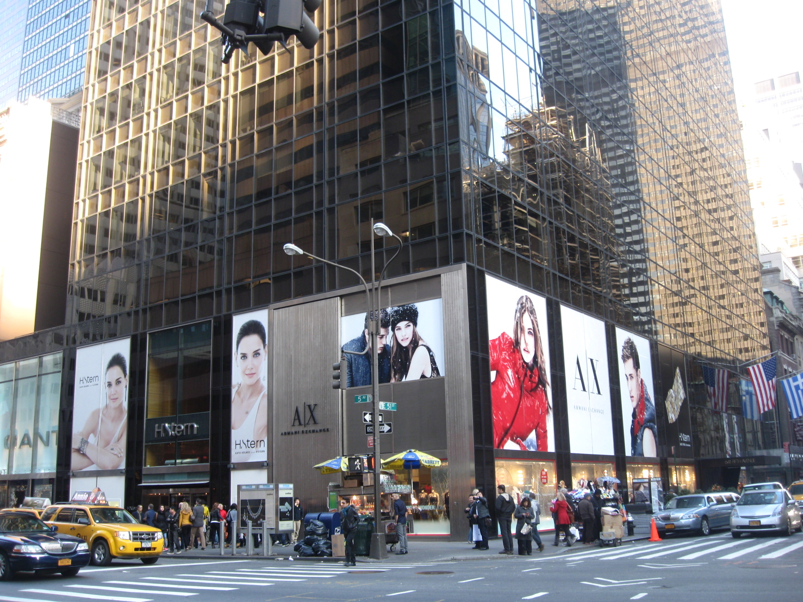 One of the most luxurious stretches of retail in the country, Fifth Avenue is the main artery of New York City's shopping scene, having welcomed a steady stream of fashion mavens for over years.