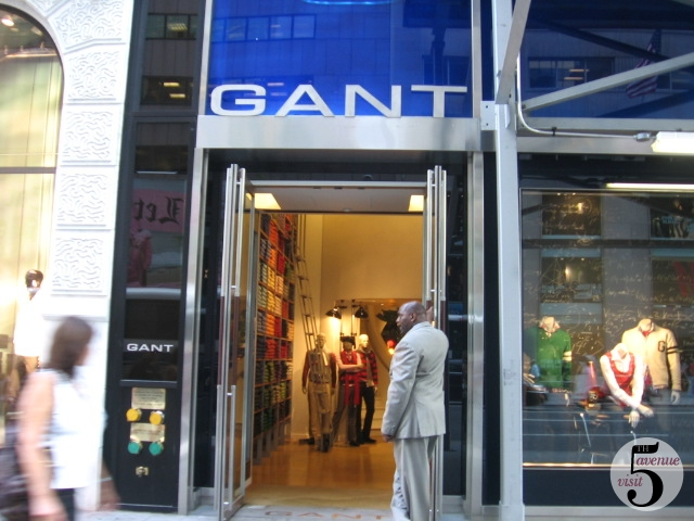  Gant USA 645 Fifth Ave