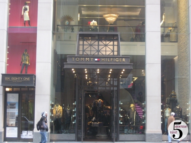 Tommy Hilfiger 681 5th Avenue