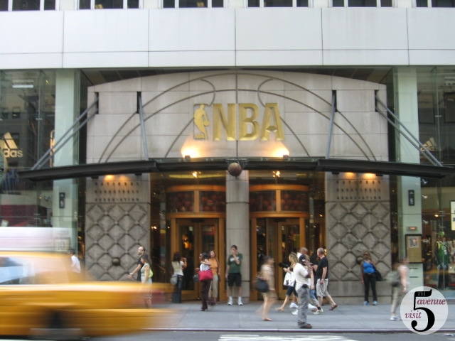 National Basketball Association 645 5th Ave