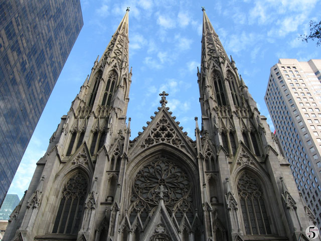 St Patrick Cathedral 5th Avenue