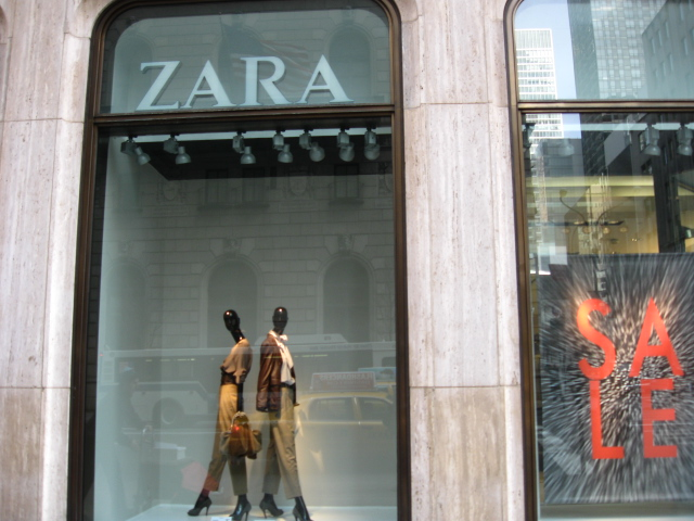 ZARA - 666 5th Ave 