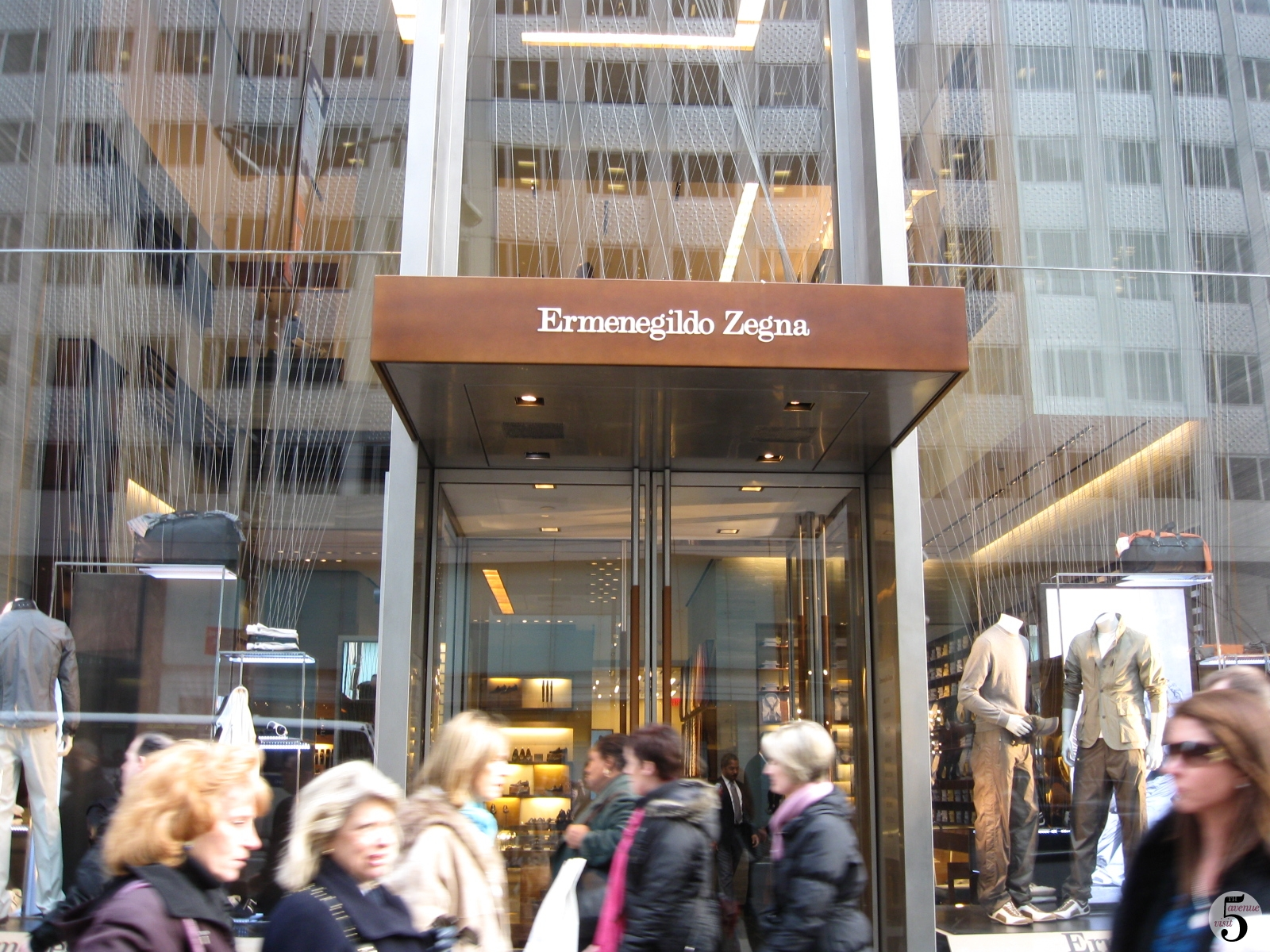 Ermenegildo Zegna - 663 5th Ave