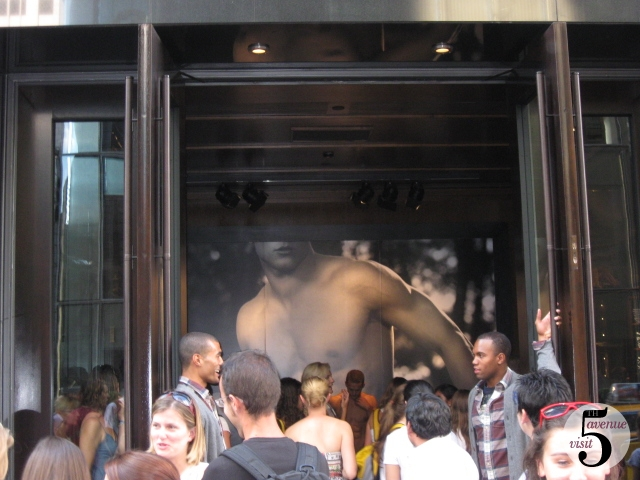 Abercrombie & Fitch 720 5th Ave