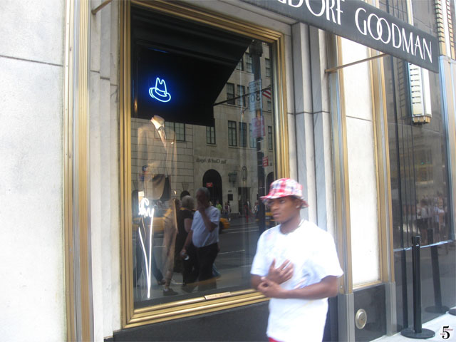 Bergdorf Goodman Men 745 5th Ave 