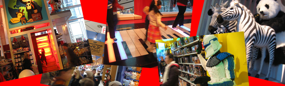 Fao Schwarz Toy Store 767 5th Ave