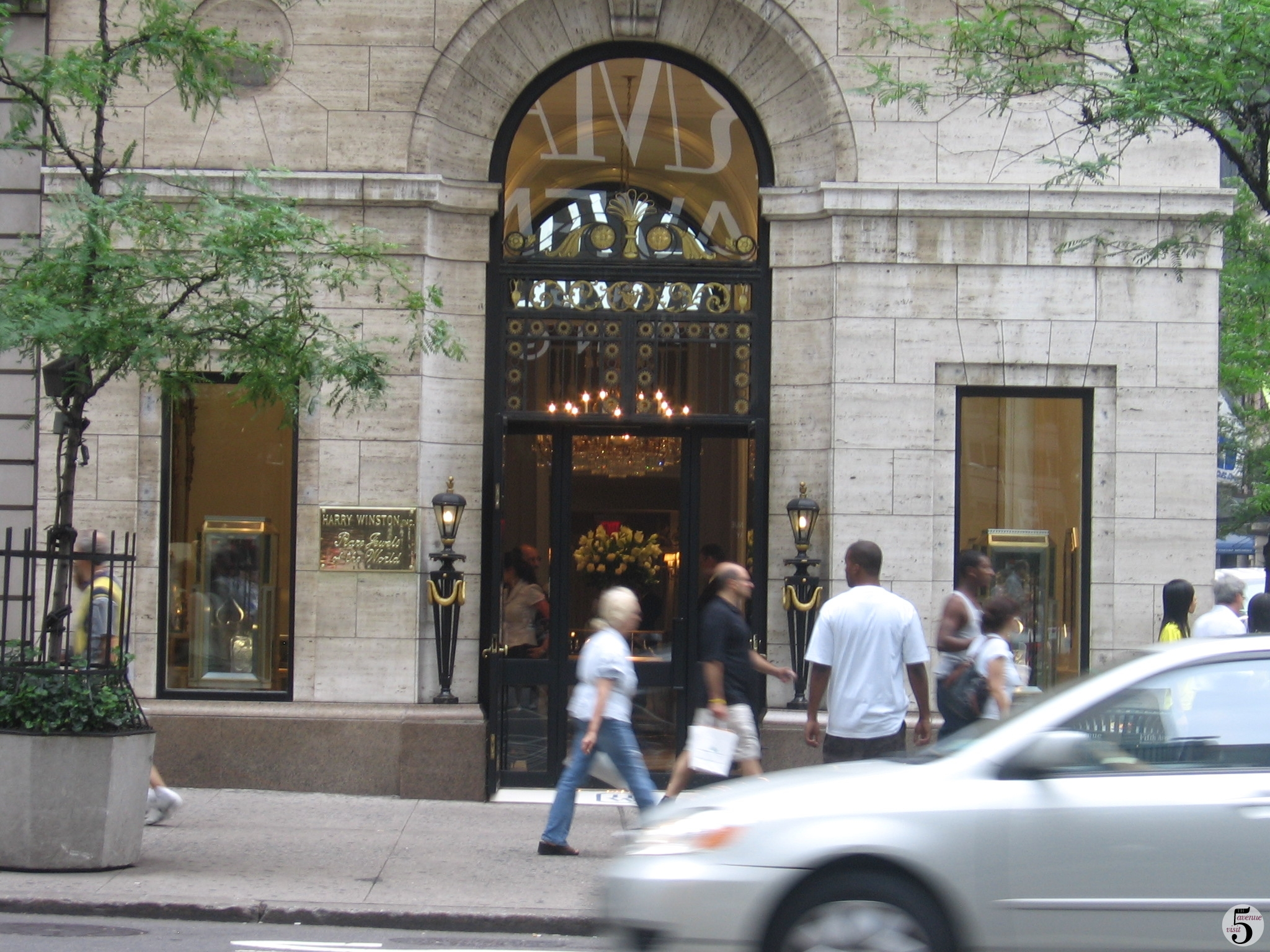Harry Winston 718 5th Ave 