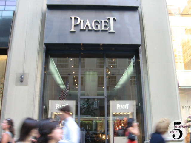 PIAGET  730 5th Ave.