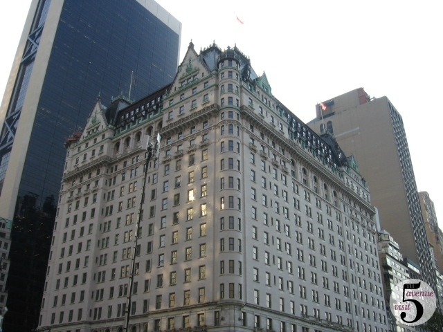 Plaza Hotel 5th Ave