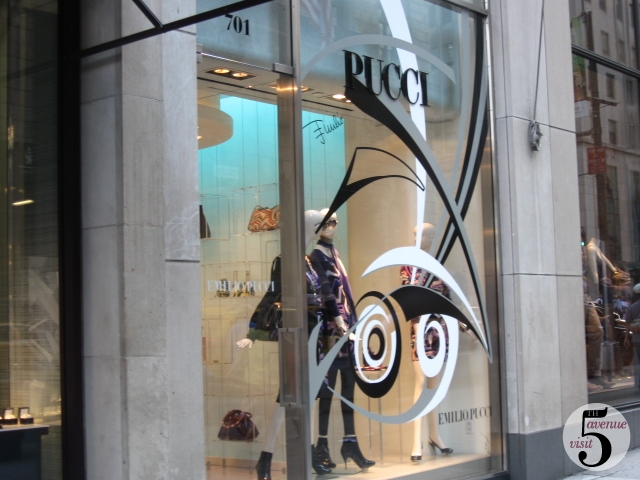 Emilio Pucci Boutique 701 5th Ave