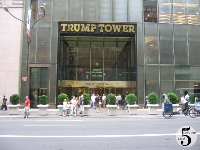 Trump Tower 725 5th Ave