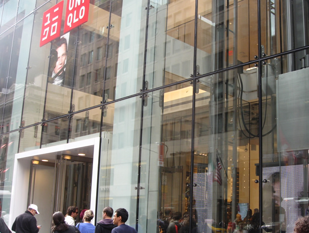 Uniqlo 5th Ave