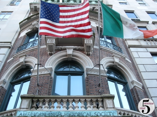American Irish Historical Society 991 5th Ave