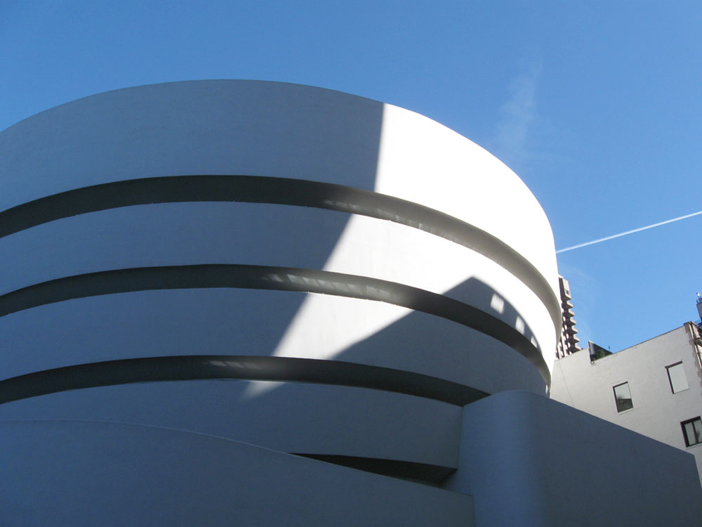 Guggenheim Museum 1071 5th Avenue