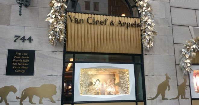 Van Cleef & Arpels 744 5th Avenue