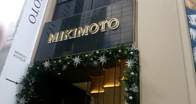 Mikimoto 730 5th Avenue