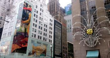 Louis Vuitton 57th Street 5th Avenue