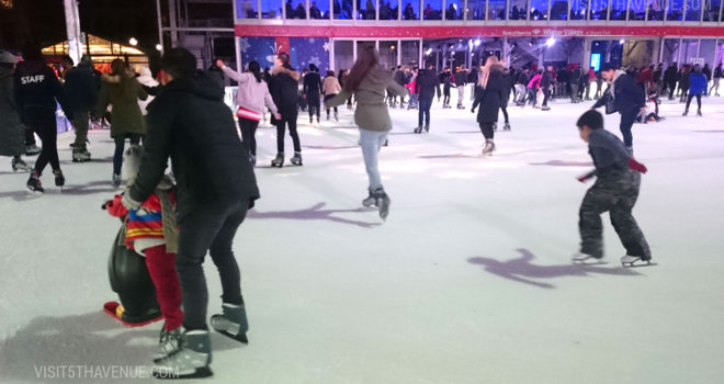 Winter Village - FREE Skating - October 29, 2016 - March 5, 2017