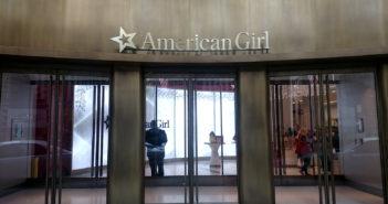 American Girl Place 75 Rockefeller Plaza