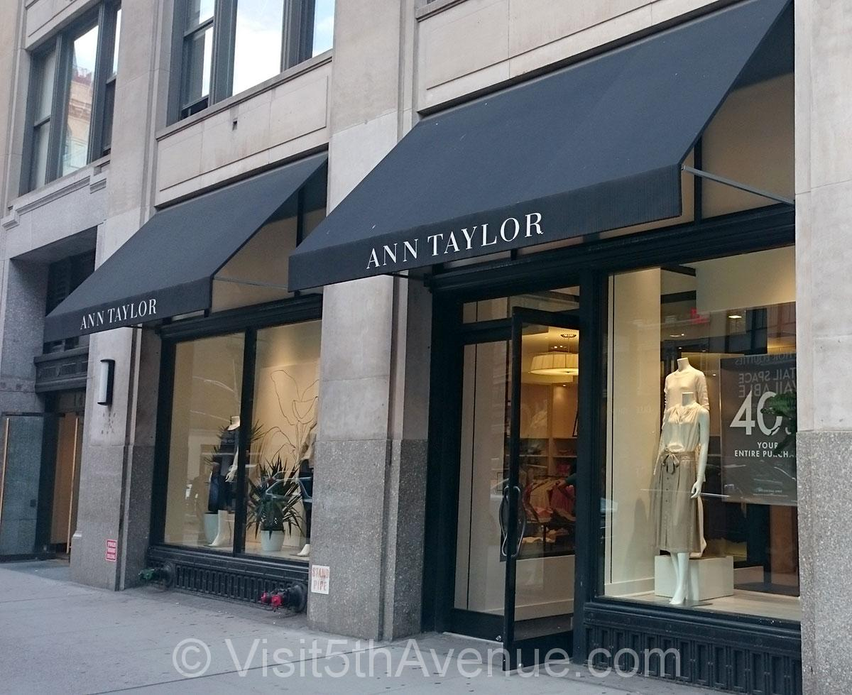 Ann Taylor is located at the address 5th Ave Ste in Seattle, Washington They can be contacted via phone at () for pricing, hours and directions. Ann Taylor has an annual sales volume of 2M – 4,,For more information contact Jane Cornette, Manager For maps and Category: Women's Clothing,Shopping,Clothing & Accessories.