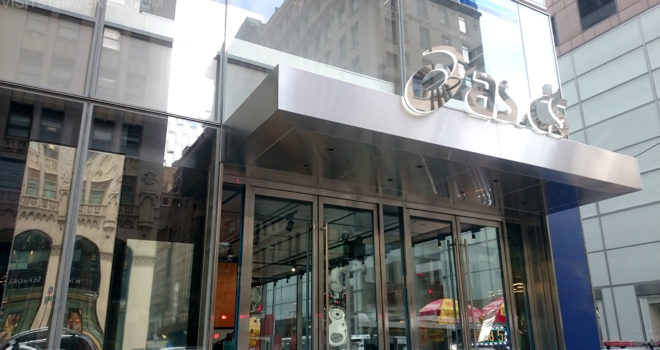 Asics 579 5th Avenue