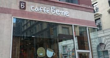caffebene 246 5th Avenue