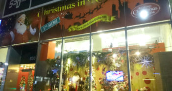 Christmas & City