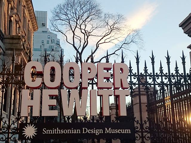 Cooper-Hewitt - National Design Museum