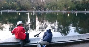 Central Park Model Yacht Club