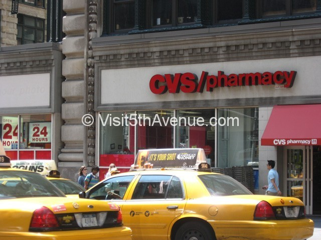 CVS Pharmacy 320 5th Avenue
