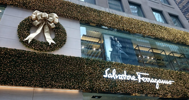 Salvatore Ferragamo 663 5th Avenue