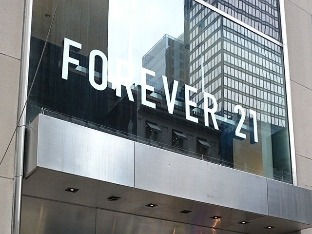 Forever 21 640 5th Avenue