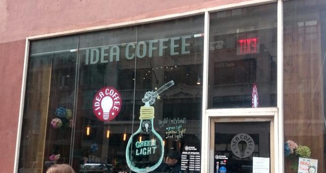 Idea Coffee 246 5th Avenue