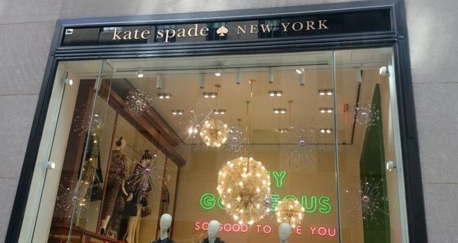 Kate Spade Rockefeller Center