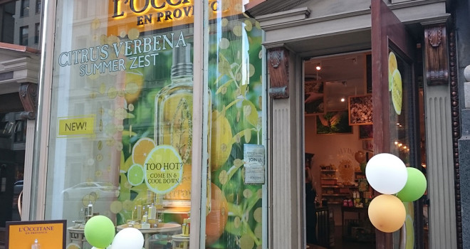 L'Occitane 170 5th Avenue