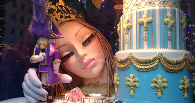 Lord & Taylor 2016 Holiday Windows