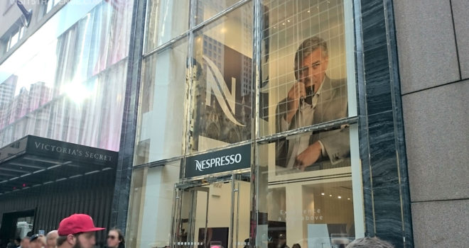 Nespresso Boutique Bar 650 5th Avenue
