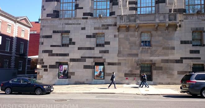 New York Academy of Medicine 1216 5th Avenue